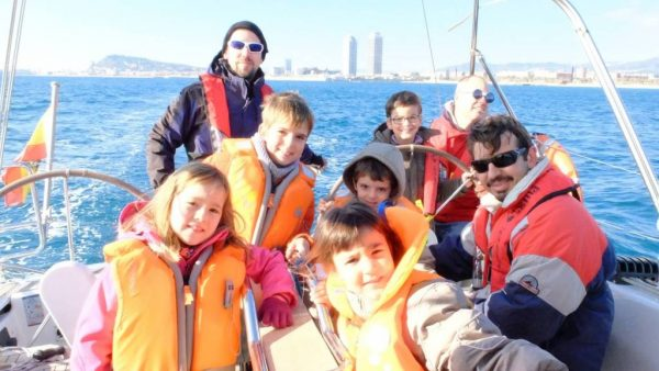 Family Cruise - 12 meter Sailing Yacht